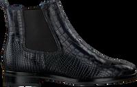 Blauwe OMODA Chelsea boots MASHA  - medium
