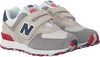 Beige NEW BALANCE Sneakers YV574 M  - small