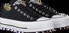 Zwarte CONVERSE Sneakers CONVERSE CHUCK TAYLOR  560250C  - small