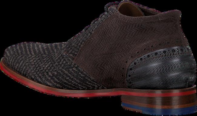 Grijze FLORIS VAN BOMMEL Nette schoenen 20109  - large