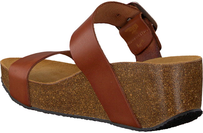 Cognac RED-RAG Slippers 78054 - large