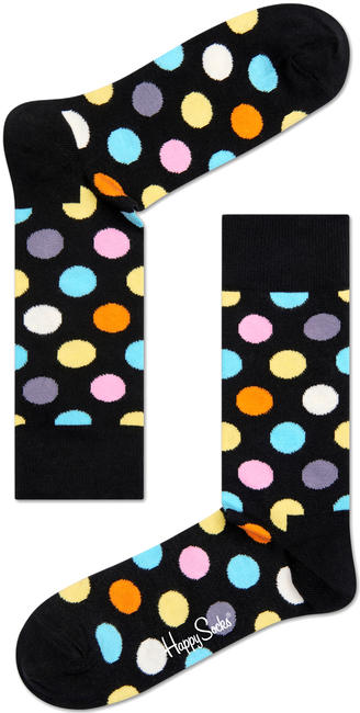 HAPPY SOCKS SOKKEN BIG DOT - large
