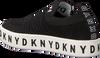 Zwarte DKNY Slip-on sneakers  BREA SLIP ON  - small