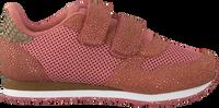 Roze WODEN Lage sneakers SANDRA PEARL MESH  - medium