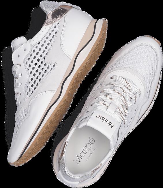 Witte MARIPE Lage sneakers LUNA  - large