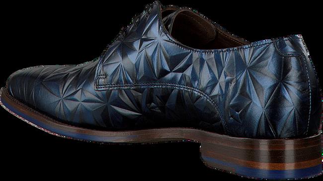 Blauwe FLORIS VAN BOMMEL Nette schoenen 14237  - large