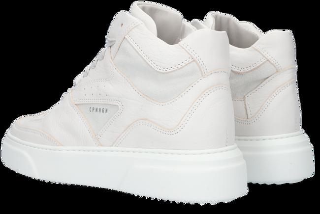 Witte COPENHAGEN STUDIOS Hoge sneakers CPH131 - large
