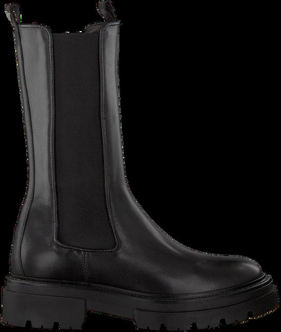 Zwarte NOTRE-V Chelsea boots 01-611  - large