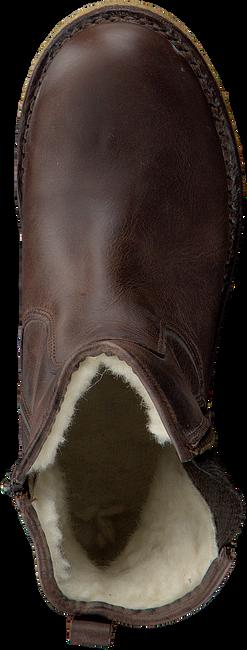 Bruine CA'SHOTT Enkellaarsjes 14067  - large