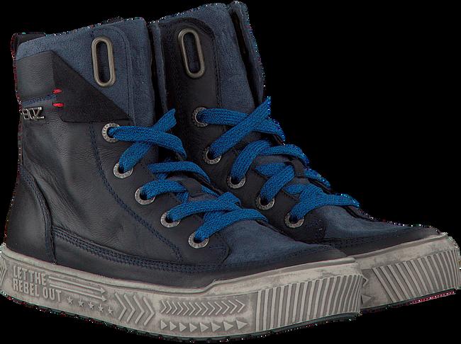 Blauwe BRAQEEZ Lange laarzen 417921  - large