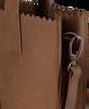 Cognac MYOMY Handtas DELUXE OFFICE - small