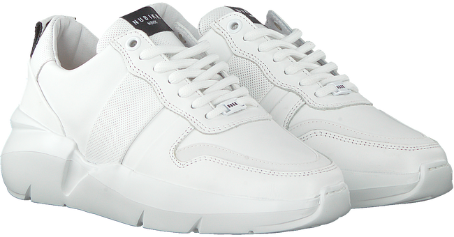 Witte NUBIKK Lage sneakers LUCY MAY  - large