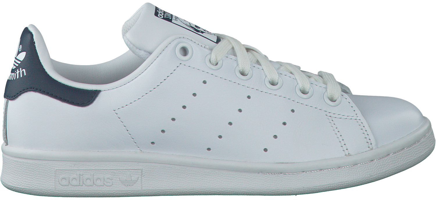 Witte ADIDAS Sneakers STAN SMITH DAMES - Omoda.nl