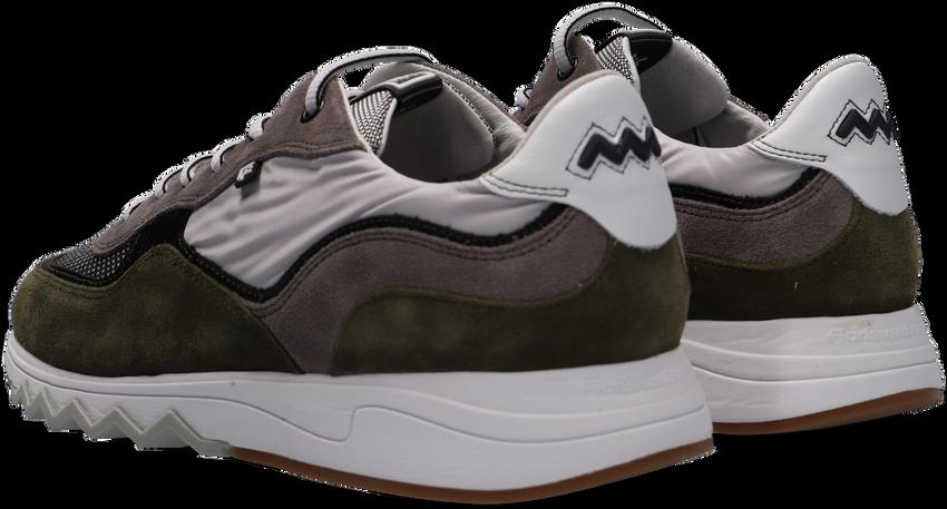 Groene FLORIS VAN BOMMEL Lage sneakers 16392  - larger