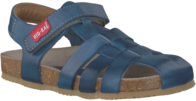 Blauwe RED-RAG Sandalen 19037  - large