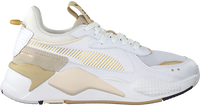 Witte PUMA Lage sneakers RS-X MONO METAL WN'S  - medium