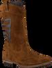 Bruine CLIC! Lange laarzen 9834  - small