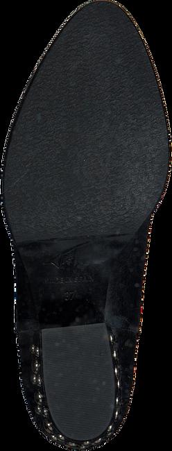 Zwarte TORAL Enkellaarsjes 10967 - large