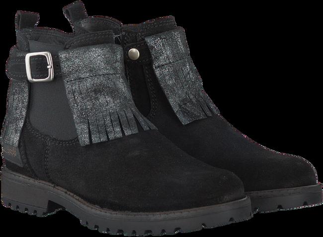 Zwarte VINGINO Lange laarzen LANA  - large