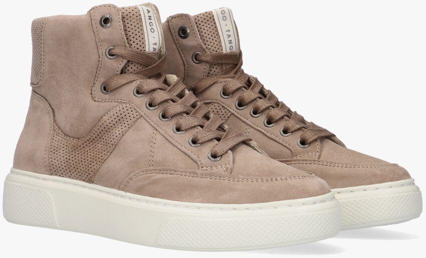 Taupe TANGO Hoge sneaker ALEX 12  - larger