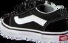 Zwarte VANS Sneakers VD3YBLK - small