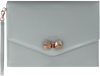 Grijze TED BAKER Clutch LUANNE - small