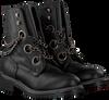 Zwarte OMODA Biker boots P15073  - small