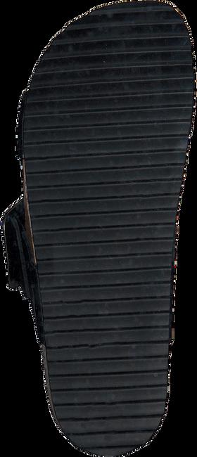 Zwarte RED-RAG Slippers 78110  - large