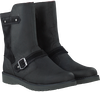 Zwarte TIMBERLAND Lange laarzen KIDDERHILL GIRLSMID W/ZIP  - small