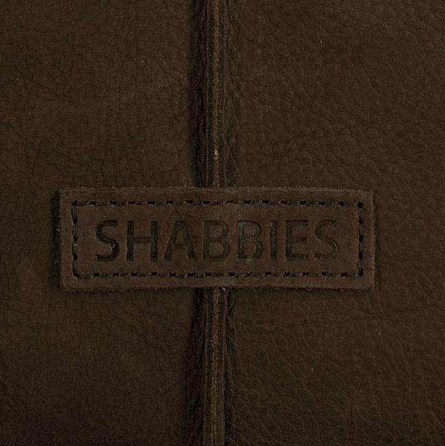 Bruine SHABBIES Schoudertas 231020001 - large