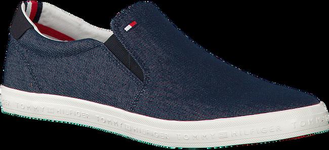 Blauwe TOMMY HILFIGER Slip-on sneakers  ESSENTIAL SLIP ON SNEAKER  - large