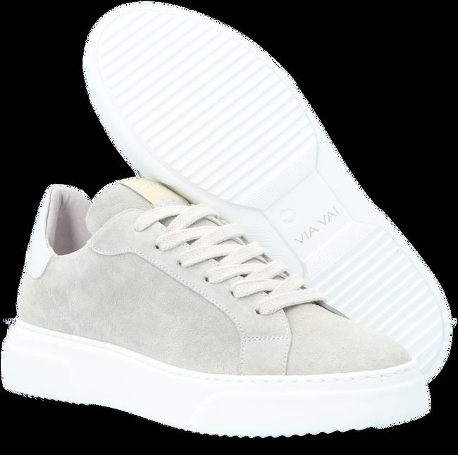Grijze VIA VAI Lage sneakers JUNO UNI  - large