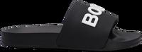 Zwarte BJORN BORG Badslippers KNOX MLD K  - medium