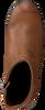 Cognac SHABBIES Enkellaarsjes 182020115 - small