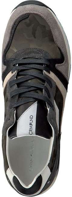 Groene CRIME LONDON Sneakers ESCAPE  - large