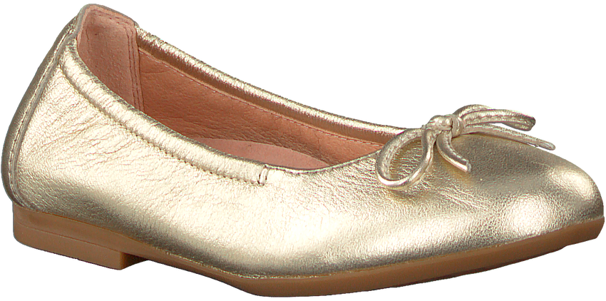 Gouden UNISA Ballerina's CRESY  - larger