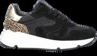 Zwarte HIP Lage sneakers H1918  - medium