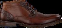 Cognac MAZZELTOV Nette schoenen MBERTO617.05OMO1  - medium