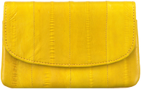 Gele BECKSONDERGAARD Portemonnee HANDY RAINBOW - medium