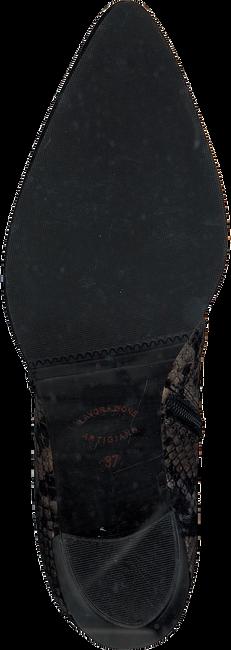 Zwarte MARIPE Enkellaarzen 29303  - large