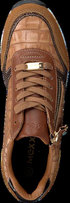 Cognac MEXX Lage sneakers FEDERICA  - large