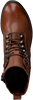 Cognac OMODA Veterboots 108263  - small