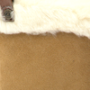 Camel UGG Handschoenen SHORTY GLOVE W/TRIM  - small