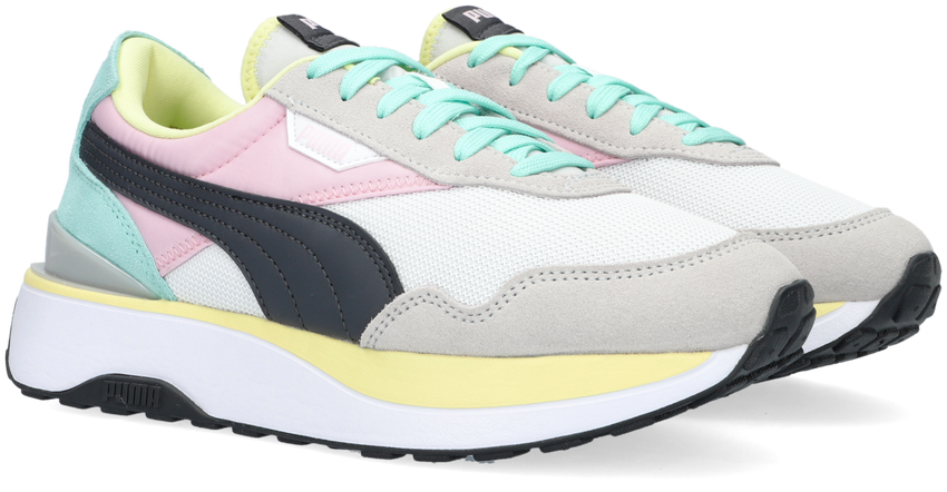 Witte PUMA Lage sneakers CRUISE RIDER SILK ROAD WN  - larger