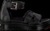 Zwarte SHABBIES Sandalen 170020122  - medium