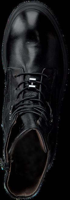 Zwarte PIEDI NUDI Enkellaarsjes M72203  - large
