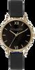 Zwarte OLIVIA BURTON Horloge MIDI DIAL - small
