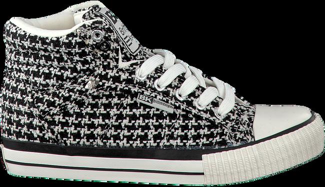 Zwarte BRITISH KNIGHTS Sneakers DEE  - large