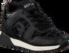 Zwarte REPLAY Sneakers YORI  - small