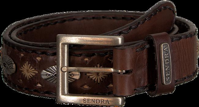 Bruine SENDRA Riem 1214 - large